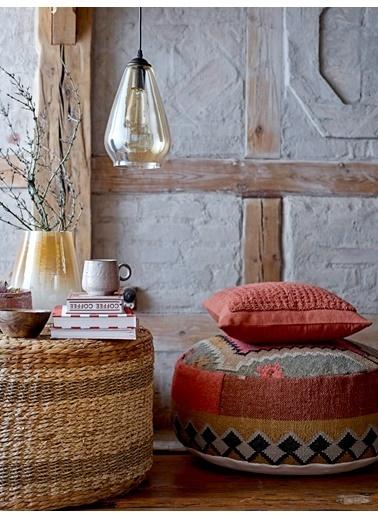 Warm Design Cam Vazo Beyaz